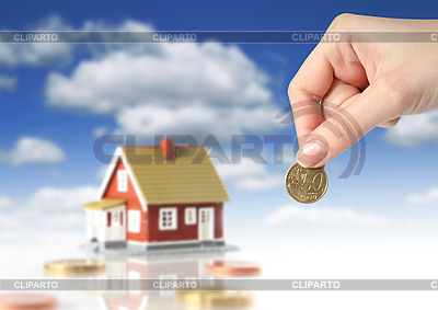 Invest in real estate concept   High resolution stock photo  ID 3107396