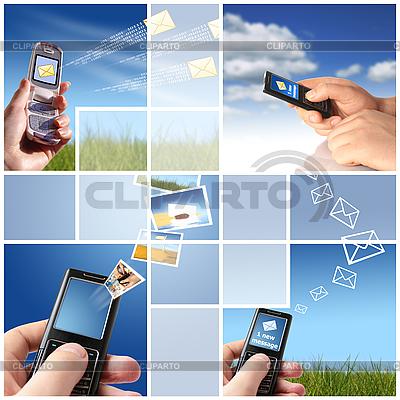 Kommunikation Konzept | Foto mit hoher Auflösung |ID 3108262
