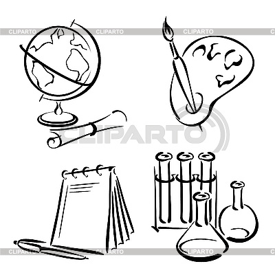 Education Equipment | Stock Vector Graphics |ID 3107670