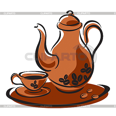 Coffee | Stock Vector Graphics |ID 3125784