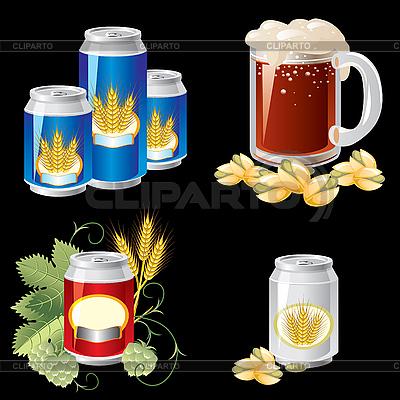 Beer   Stock Vector Graphics  ID 3125805
