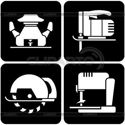 Set of tool icons | Stock Vector Graphics |ID 3131196