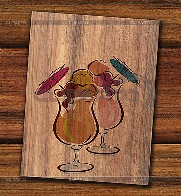 Cocktail | Illustration mit hoher Auflösung |ID 3132083
