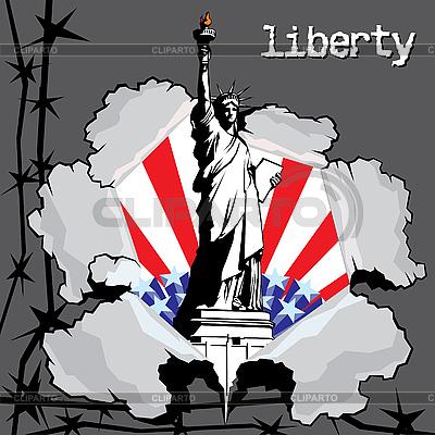 Freiheit | Stock Vektorgrafik |ID 3159381