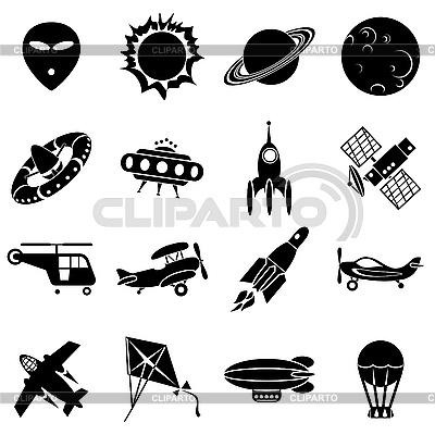 Luft und Weltraum | Stock Vektorgrafik |ID 3159407