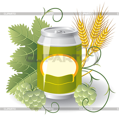 Beer | Stock Vector Graphics |ID 3349956
