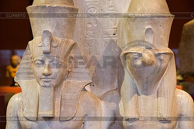 Zwei egyption Götter | Foto mit hoher Auflösung |ID 3109747