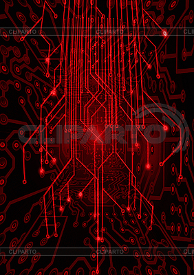 Circuit Board | High resolution stock illustration |ID 3112610