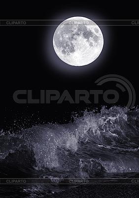 Full Moon   High resolution stock photo  ID 3117476