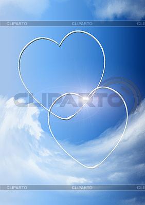 Dwa serca   Foto stockowe wysokiej rozdzielczości  ID 3128579