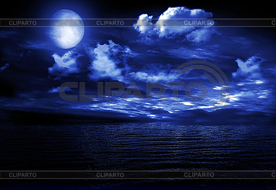 Full moon with water | High resolution stock photo |ID 3128630