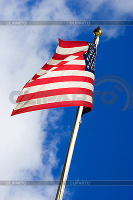 American flag | High resolution stock photo |ID 3113366
