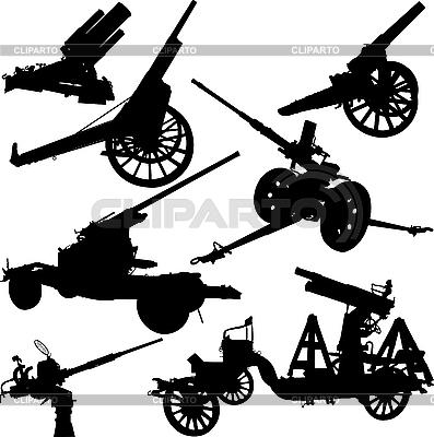 Cannon | High resolution stock illustration |ID 3113499