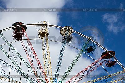 Ferris wheel   High resolution stock photo  ID 3113676