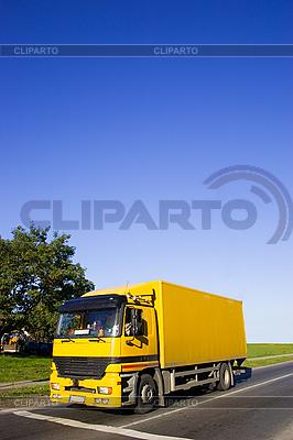 黄色卡车 | 高分辨率照片 |ID 3113727