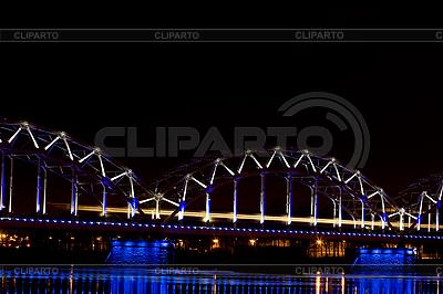 Riga Railway bridge   High resolution stock photo  ID 3114251