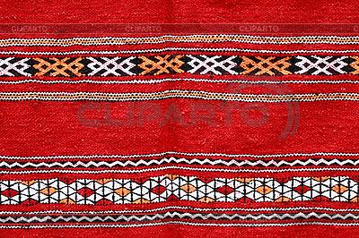 Handmade Decke mit Farbmuster | Foto mit hoher Auflösung |ID 3114612