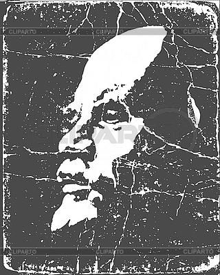 Grunge Lenin portrait | Stock Vector Graphics |ID 3202632