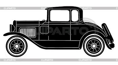 Samochód retro | Klipart wektorowy |ID 3220744