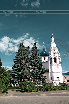 Chrześcijańska cerkiew | Foto stockowe wysokiej rozdzielczości |ID 3239199
