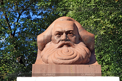 Karl-Marx-Denkmal | Foto mit hoher Auflösung |ID 3245478