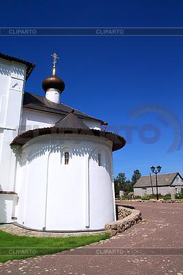 Orthodox church, 1198 year | High resolution stock photo |ID 3248817