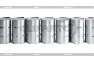 Set of oil barrels | High resolution stock illustration |ID 3116114