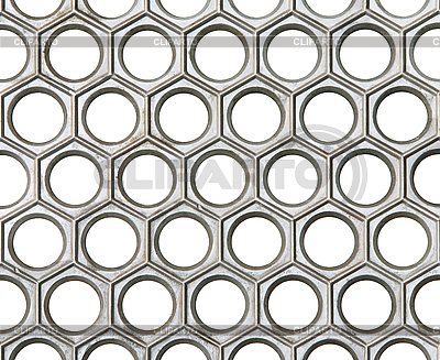 Celluar metal texture | High resolution stock illustration |ID 3137249