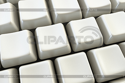 Black keyboard without letters | High resolution stock illustration |ID 3184233