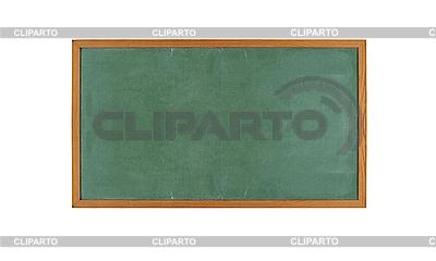 Old school pusta tablica | Foto stockowe wysokiej rozdzielczości |ID 3117101