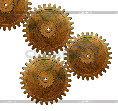 Gears background | High resolution stock photo |ID 3239728