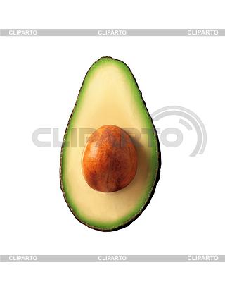 Half avocado | High resolution stock photo |ID 3240569
