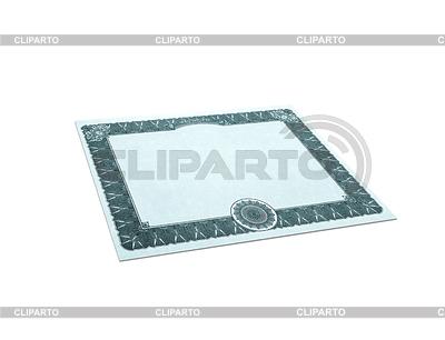 Классический гильошированный границы бумаги | Фото большого размера |ID 3356219