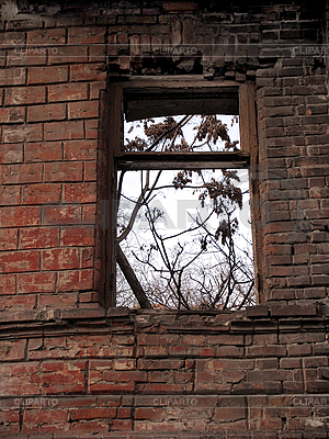 Window of abandoned house | High resolution stock photo |ID 3126691