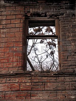 버려진 집의 창 | 높은 해상도 사진 |ID 3126691