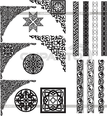 ornaments high quality stock vector clipart image directory cliparto stock vector clipart