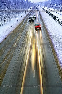 Winter road | High resolution stock photo |ID 3137820