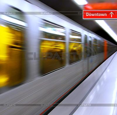 High-Speed-Zug | Foto mit hoher Auflösung |ID 3176369