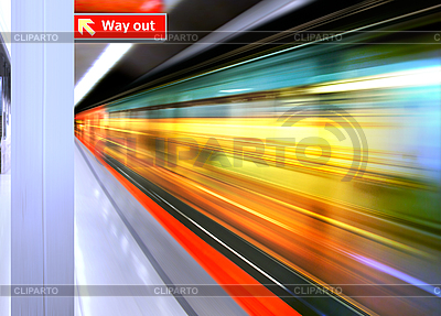 High speed train | High resolution stock photo |ID 3198552