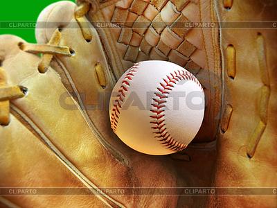Ball für Baseball | Foto mit hoher Auflösung |ID 3259740
