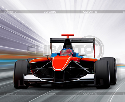 Formula one race car | High resolution stock photo |ID 3293485