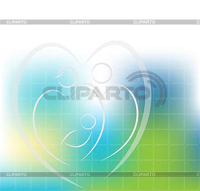 Absctract love design | Stock Vector Graphics |ID 3152177