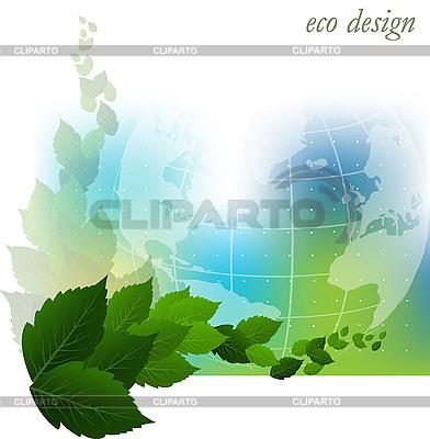 Eco design | Stock Vector Graphics |ID 3162328