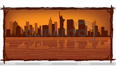 New York | Stock Vector Graphics |ID 3126050