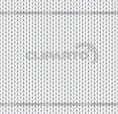 Strickmuster | Serie von den Bildern | CLIPARTO