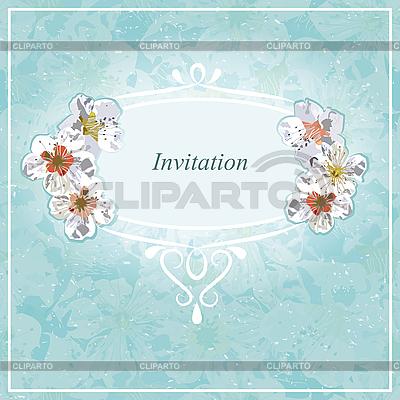 결혼식 초대 | 벡터 클립 아트 |ID 3162222