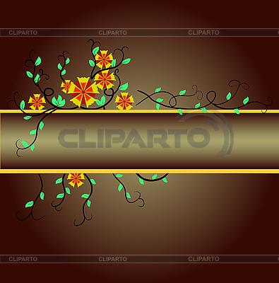 꽃 디자인 | 벡터 클립 아트 |ID 3133967