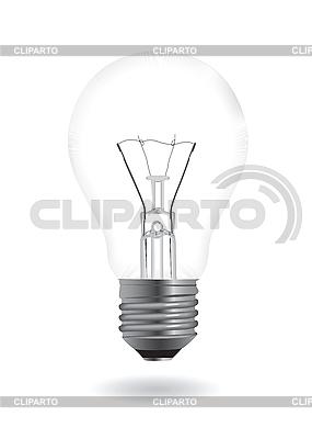Realistische Glühbirne | Stock Vektorgrafik |ID 3148750