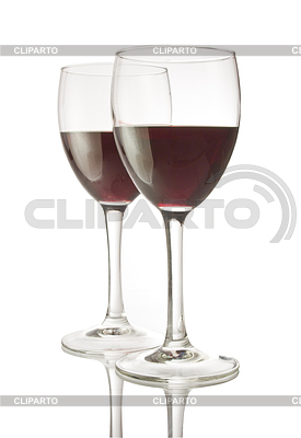 Red Wine for Two | High resolution stock photo |ID 3291557