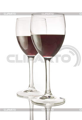 Red Wine for Two   High resolution stock photo  ID 3291733